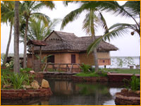 cheraibeach and backwater resort