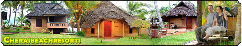 Cheraibeach resort kerala ,Cheraibeach resort reviews,Cheraibeach resort map,Cheraibeach resorts online booking,Cheraibeach resorts keral india informations